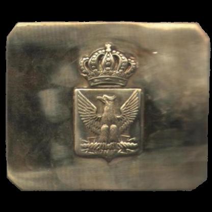 Бляха на ремень Гвардейских драгун Наполеона