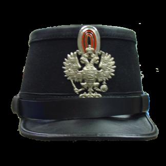 Кепи русское фетровое образца 1862 года