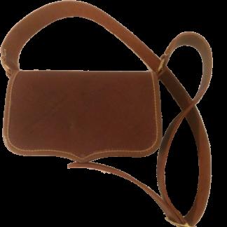 Light cavalry cartridge pouch