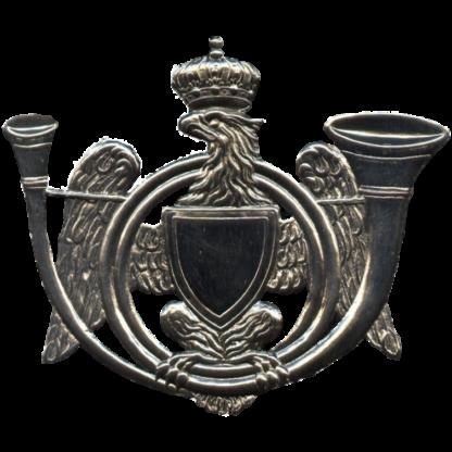 Накладка на горжет французского офицера легкой пехоты Наполеона