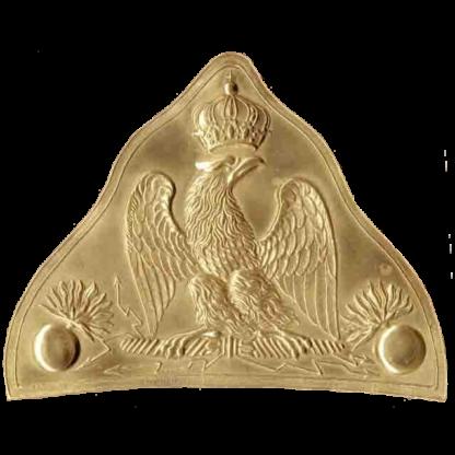 Налобник на меховую шапку Старой гвардии Наполеона