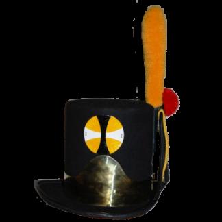 Шляпа Шведская/Датская цилиндрическая (нач XIX века)