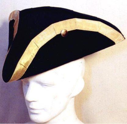 Шляпа треуголка XVIII века