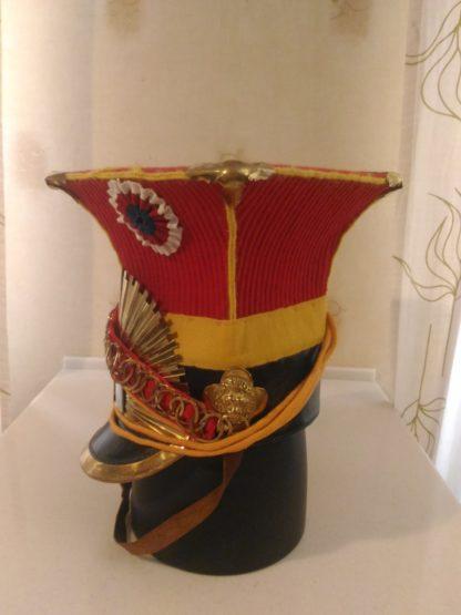 Шапка уланская Гвардии Наполеона