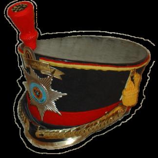 Кивер русский обр. 1907 г.