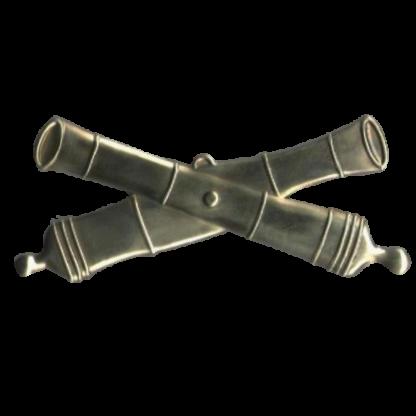 Plaque de shako d'artillerie de l'armée russe