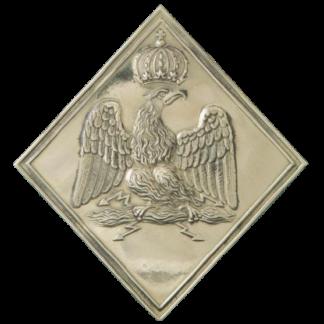 Plaque de shako francais M1806