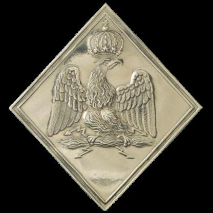 French Shako plate M1806