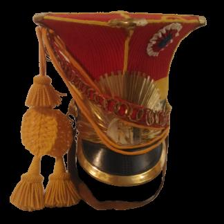 Cap des Lanciers Garde de Napoléon