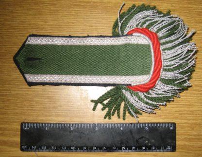 Sergeant's Epaulets