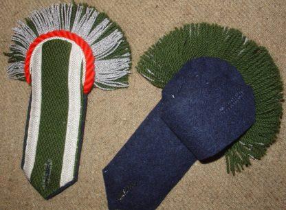 Epaulettes du sergent