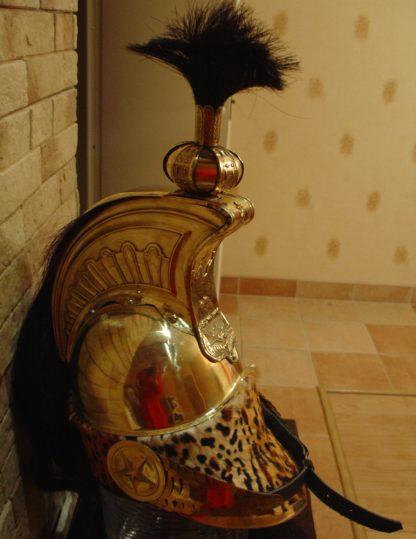 French Empress Dragoon helmet 1806