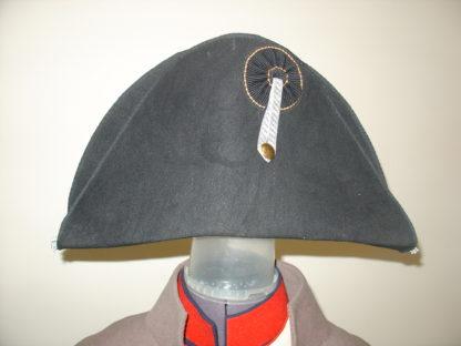 Шляпа двууголка XIX-середина XX века