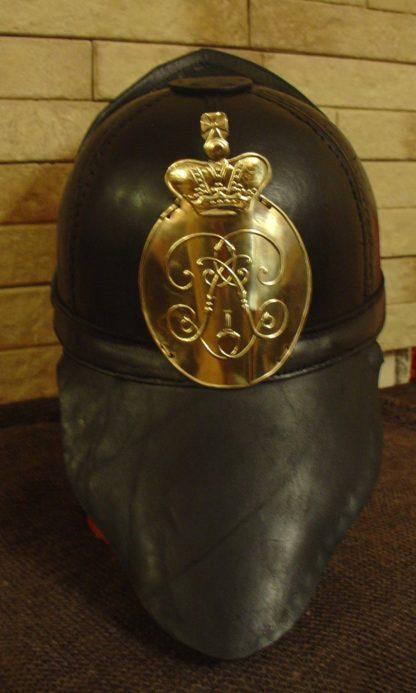 Каска русских гвардейских гренадер образца1712 года