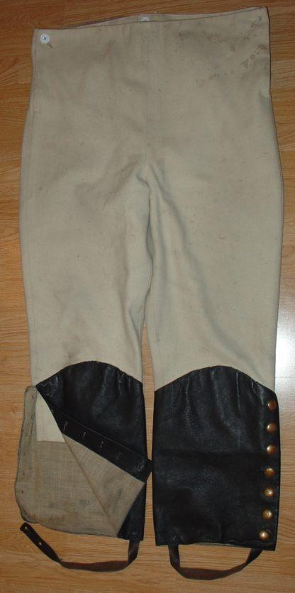 Pantalon d'hiver de l'infanterie russe