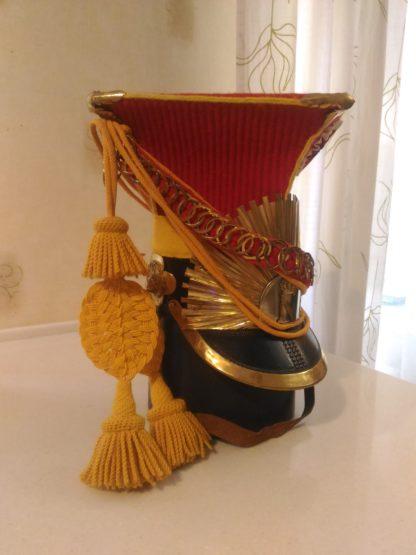 Napoleomic imperial guard hat